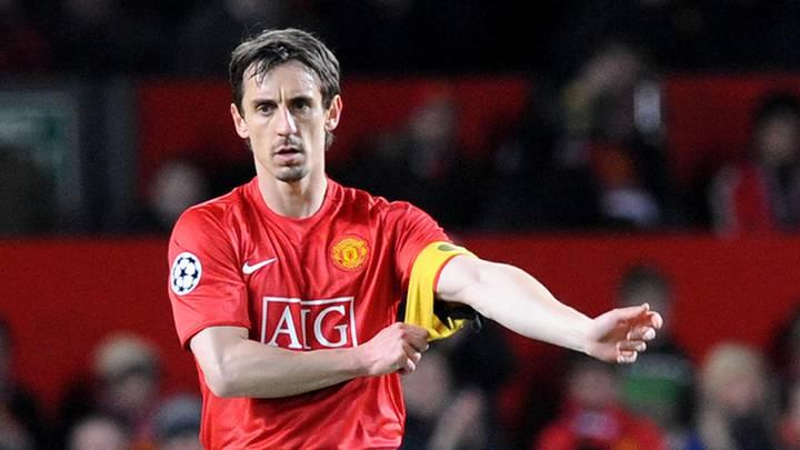 Gary Neville reveals 'brutal' Peter Schmeichel told him he wasn't good enough for Manchester United - Bóng Đá