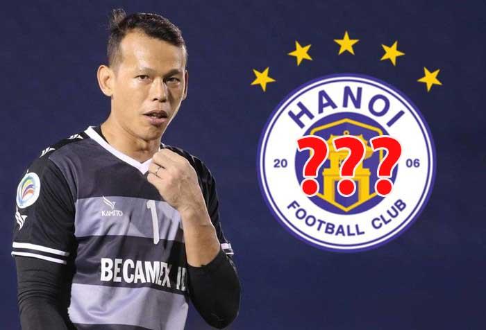 Mất Phí Minh Long, CLB Hà Nội bí mật đàm phán với cựu thủ môn ĐT Việt Nam - Bóng Đá