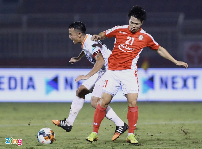 Sau trận CLB TP.HCM vs SHB Đà Nẵng - Bóng Đá