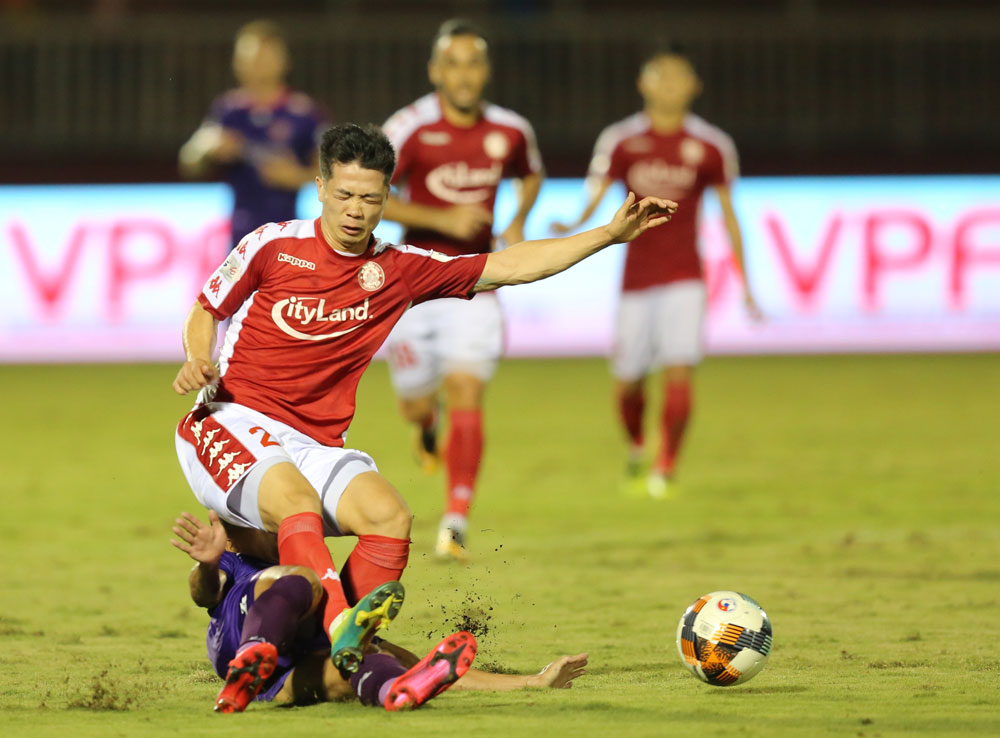 Công Phượng: CLB TP.HCM thất bại trước Sài Gòn FC là vì... - Bóng Đá