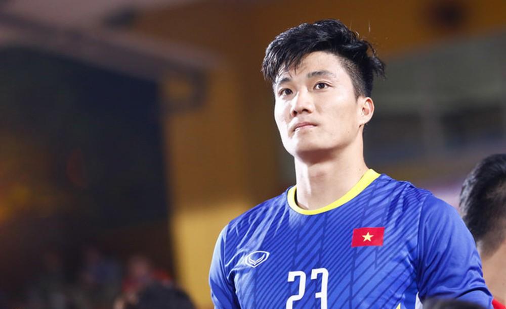 Nguyễn Văn Hoàng: Trắng lưới sau 5 trận, ứng viên thay Văn Lâm ở ĐT Việt Nam - Bóng Đá