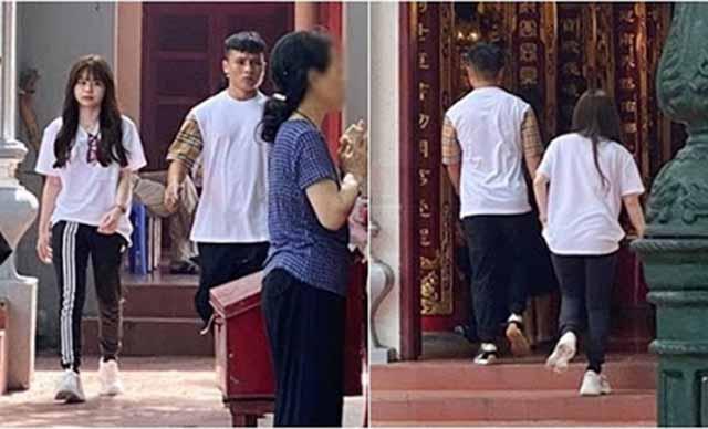 Sau vụ lùm xùm vì hacker, Quang Hải sánh vai Huỳnh Anh đi cầu an - Bóng Đá