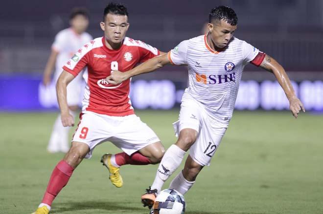 Sau trận TP.HCM vs SHB Đà Nẵng - Bóng Đá