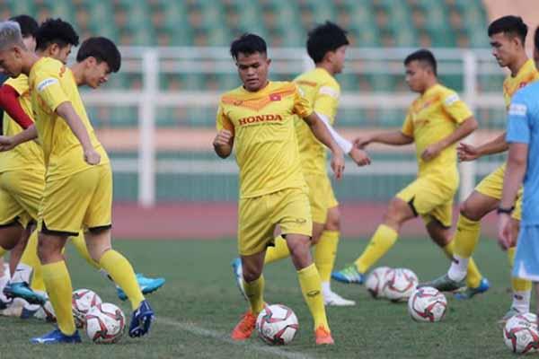 Lucky88 tổng hợp: HLV Park Hang-seo triệu tập 28 cầu thủ cho U22 Việt Nam