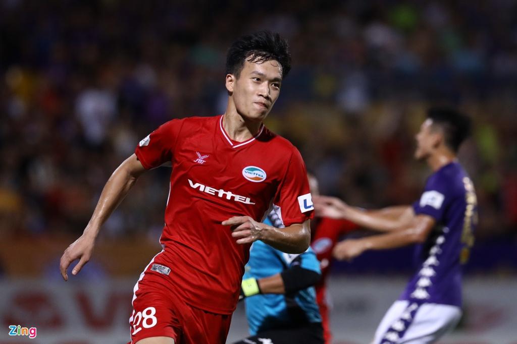 Viettel vs Hà Nội  - Bóng Đá