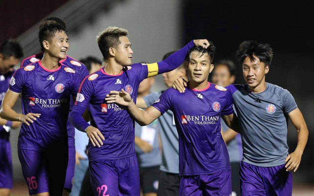 Thi đấu thăng hoa, HLV Sài Gòn FC tiến cử 4 cái tên cho ĐT Việt Nam - Bóng Đá