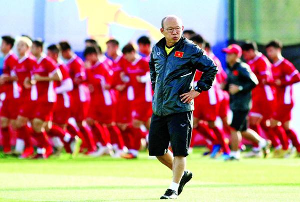 Vì 1 lý do, thầy Park sẽ không gọi cầu thủ của Quảng Nam và Đà Nẵng? - Bóng Đá