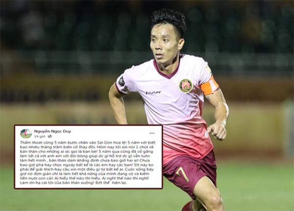 Công thần Sài Gòn FC trải lòng, tiết lộ mảng tối phía sau thành tích đáng nể - Bóng Đá
