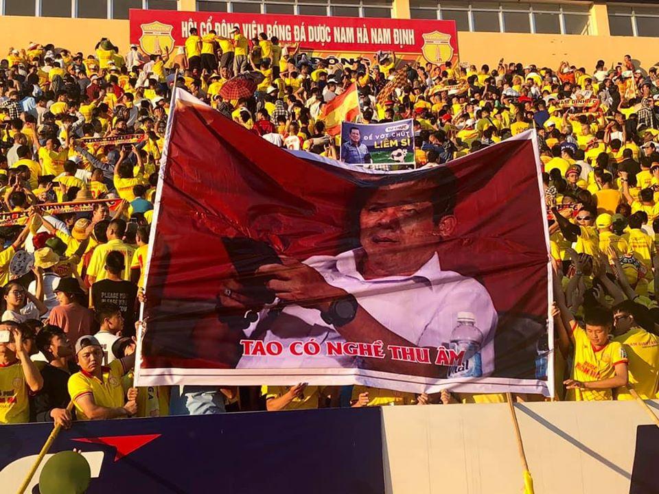 Nam Định nhận án phạt từ VFF vì hành động