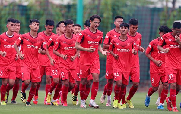 CHÍNH THỨC: HLV Park Hang-seo công bố danh sách 48 cầu thủ U22 Việt Nam - Bóng Đá