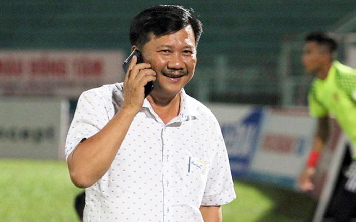 Sếp lớn CLB Quảng Nam: