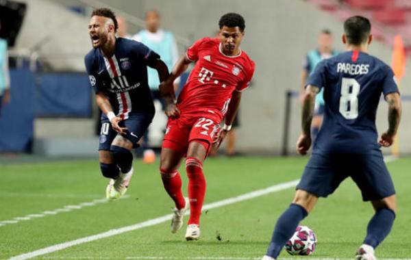 'I loved it!' – Ruud Gullit praises Serge Gnabry for kicking Neymar in Champions League final - Bóng Đá