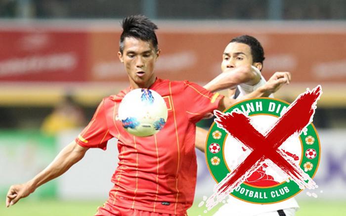 Không bình phục chấn thương, cựu sao U23 Việt Nam chia tay Bình Định - Bóng Đá