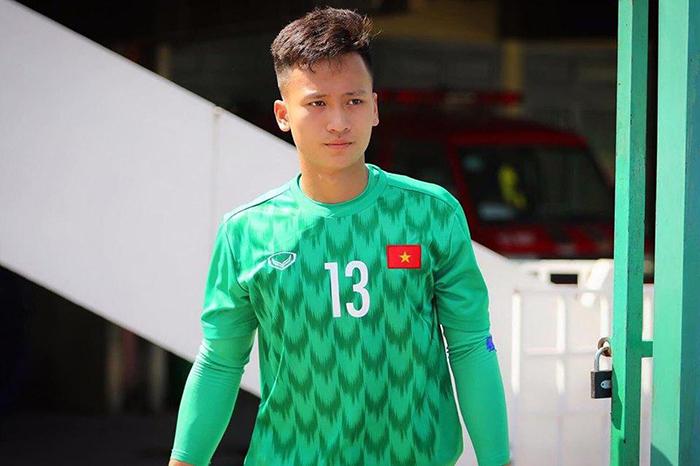 """Thủ môn U22 Việt Nam: """"Mục tiêu của tôi là được bắt nhiều tại V-League"""""""