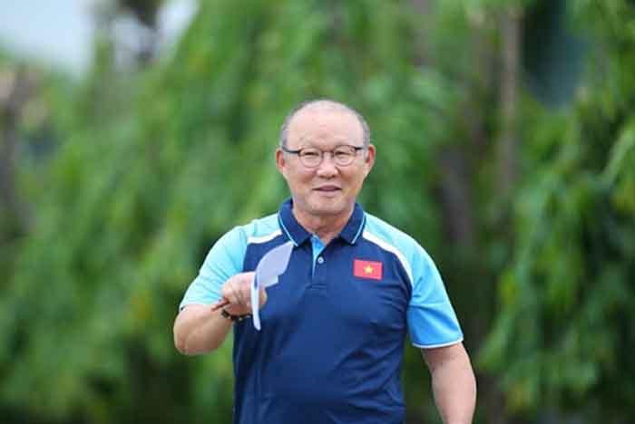 HLV Park Hang-seo gửi thông điệp đến U22 Việt Nam trước khi xả trại