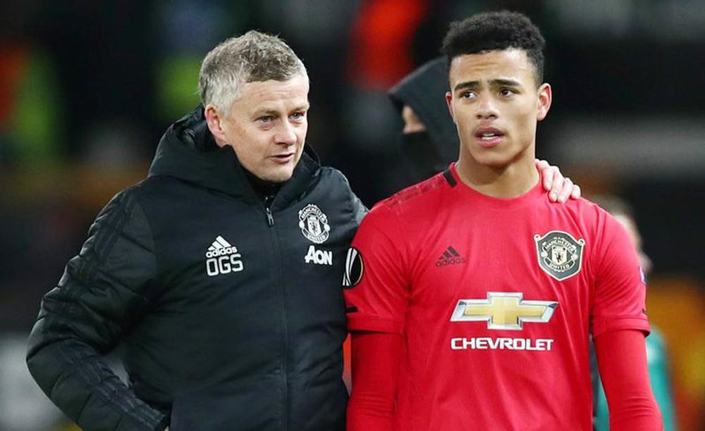 Greenwood: Khi lên đội 1 Man Utd, HLV Solskjaer đã khuyên tôi như thế! - Bóng Đá