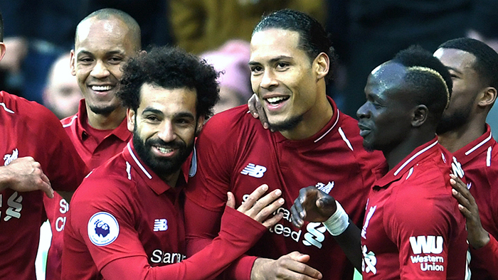 Rio Ferdinand makes Premier League title prediction and gives hope to Liverpool's rivals - Bóng Đá