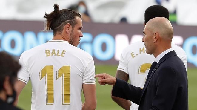 Rời Real, Gareth Bale nhắn gửi 1 thông điệp đến HLV Zidane - Bóng Đá