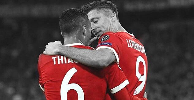Thiago sắp đến Liverpool, Lewandowski nhắn gửi 1 lời ruột gan - Bóng Đá