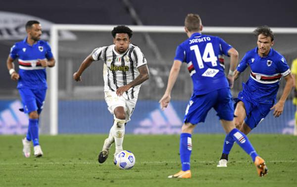 Ronaldo khai hỏa, Juventus có trận thắng đậm trong ngày HLV Pirlo ra mắt - Bóng Đá