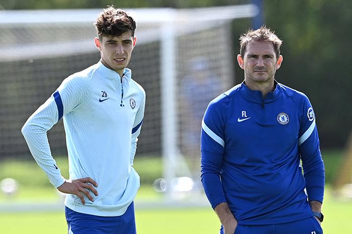 Frank Lampard lý giải việc Kai Havertz khởi đầu chậm chạp ở Chelsea - Bóng Đá