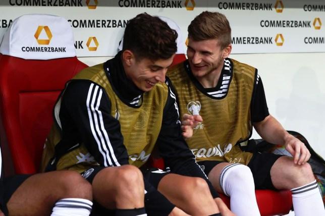 Timo Werner tiết lộ cách thuyết phục Kai Havertz gia nhập Chelsea - Bóng Đá