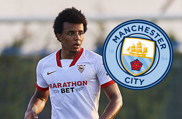 Sevilla centre-back agrees to five-year contract at Man City - Bóng Đá
