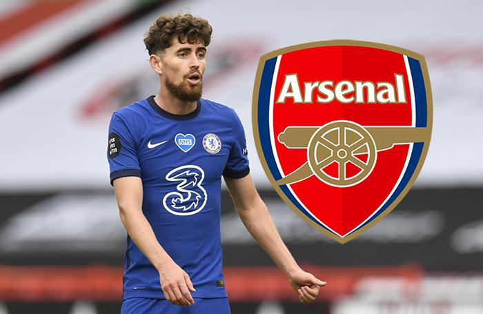 Chelsea sẽ để Jorginho cập bến Arsenal với 1 điều kiện - Bóng Đá