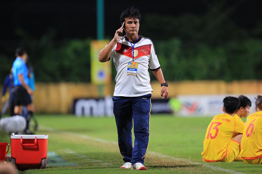 Chỉ đạo cầu thủ ngưng đá, HLV Hà Nam bị VFF phạt cấm hoạt động 5 năm - Bóng Đá