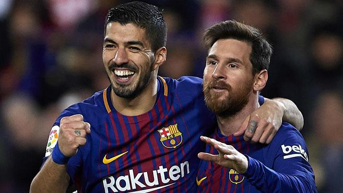 """Nc247info tổng hợp: Luis Suarez: """"Barcelona đẩy tôi rời đi vì... Cậu ấy"""""""