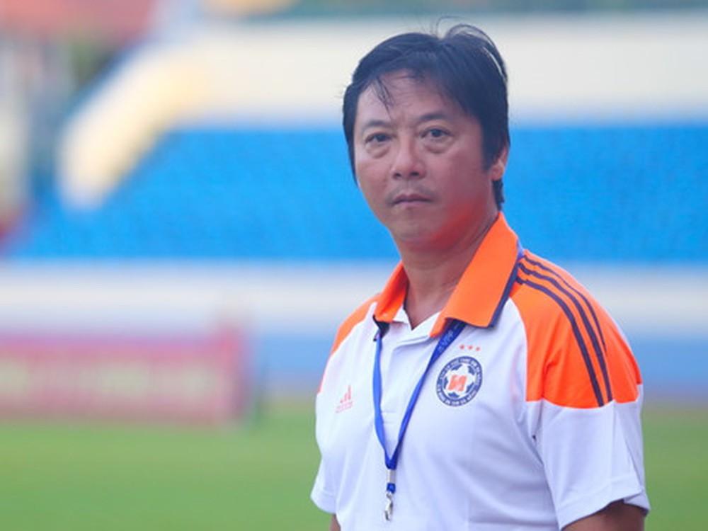 Đà Nẵng thua đau, HLV Lê Huỳnh Đức nói: