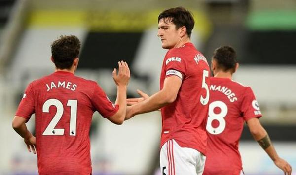 Thắng đậm Newcastle, Solskjaer chỉ ra nhân tố xuất sắc nhất Man Utd - Bóng Đá