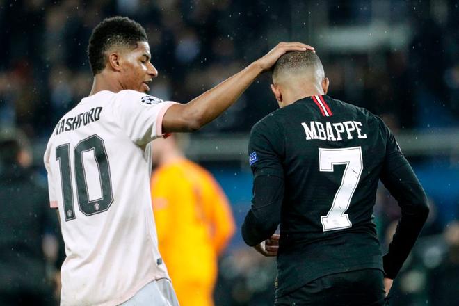 Pogba cảnh báo Mbappe về Rashford trước thềm đại chiến PSG vs Man Utd - Bóng Đá