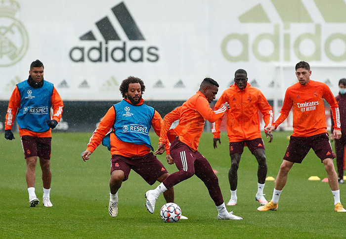 Real Madrid announce squad for Champions League match against Shakthar - Bóng Đá