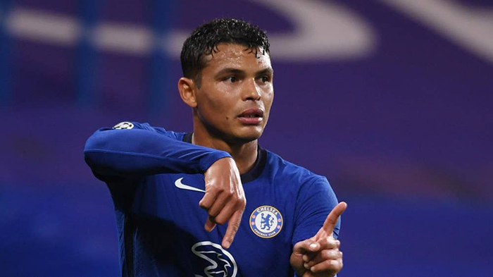 'We want him to play as many games as possible' - Lampard hails Thiago Silva impact after Chelsea hold Sevilla - Bóng Đá