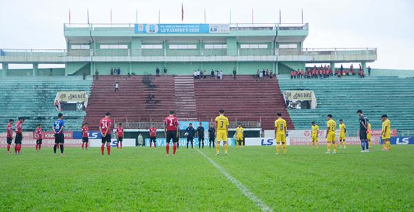 Thắng kịch tính Tây Ninh, CLB Long An tiếp tục giành