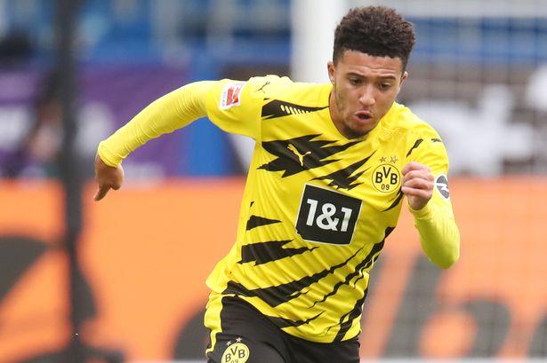 Jadon Sancho 'disenchanted' at Borussia Dortmund this season after failed Man Utd transfer - Bóng Đá