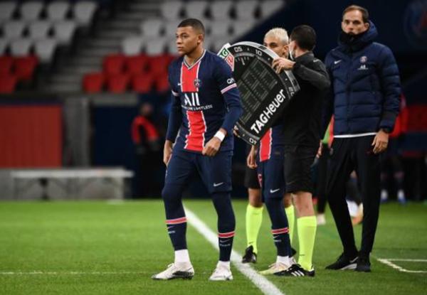 Mbappe tỏa sáng, PSG nhần chìm Dijon và leo lên ngôi đầu Ligue 1 - Bóng Đá