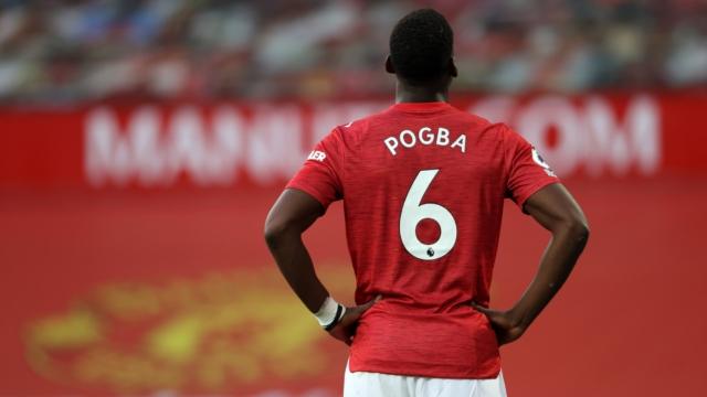 Gary Neville picks Juan Veron over Paul Pogba in his all time foreign Man Utd XI - Bóng Đá