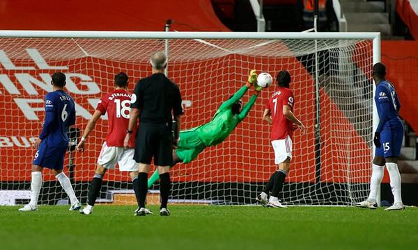 Hòa Man Utd, Ziyech và James cùng chỉ ra cái tên xuất sắc nhất của Chelsea - Bóng Đá