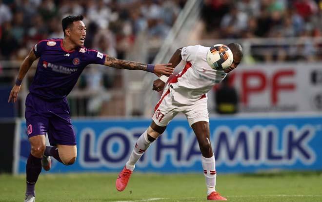 Nc247info tổng hợp: Bruno ghi bàn, V-League 2020 xác định nhà vô địch