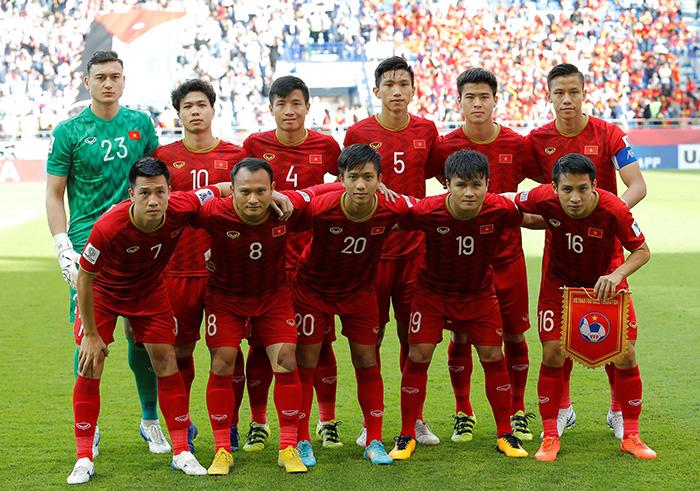 AFC chốt lịch thi đấu vòng loại World Cup 2022 của ĐT Việt Nam - Bóng Đá