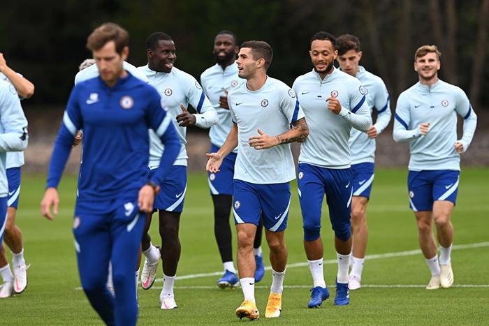XONG! Frank Lampard xác nhận 2 cái tên vắng mặt ở trận gặp Newcastle - Bóng Đá