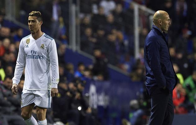 Real Madrid quá mong manh để vô địch! - Bóng Đá