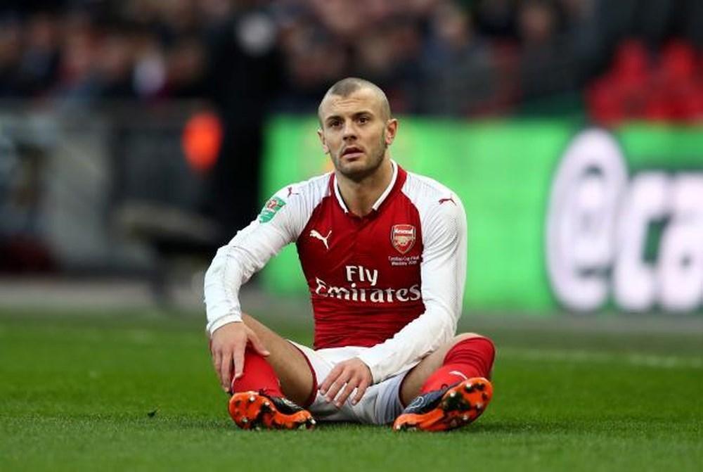 XÁC NHẬN: Jack Wilshere chốt tương lai tại Arsenal - Bóng Đá