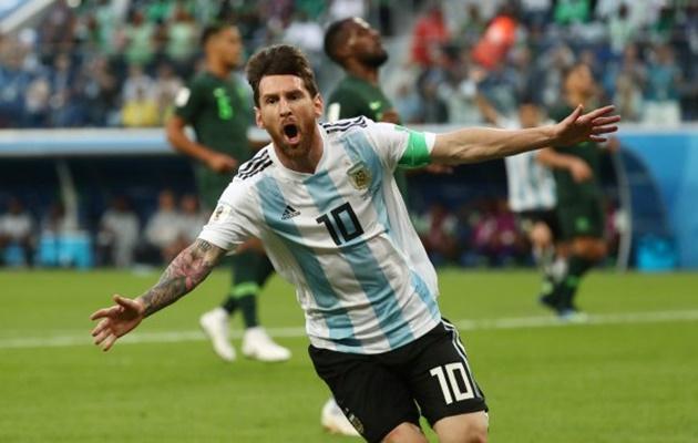 Tiết lộ: Jorge Sampali cố hàn gắn mối quan hệ với Messi - Bóng Đá