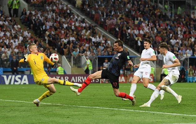 Vì sao tuyển Anh phải kết thúc với 10 người trước Croatia, suất dự bị thứ 4 ở đâu? - Bóng Đá