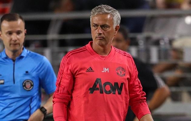 Jose Mourinho đang thực sự gặp khó tại Man Utd - Bóng Đá