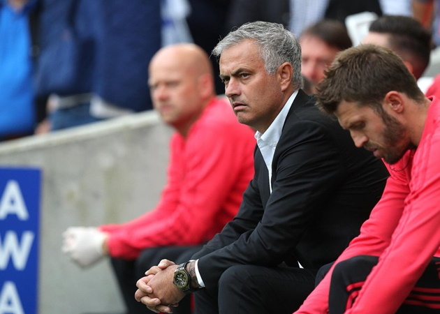 Thống kê cho thấy Mourinho đã đúng khi