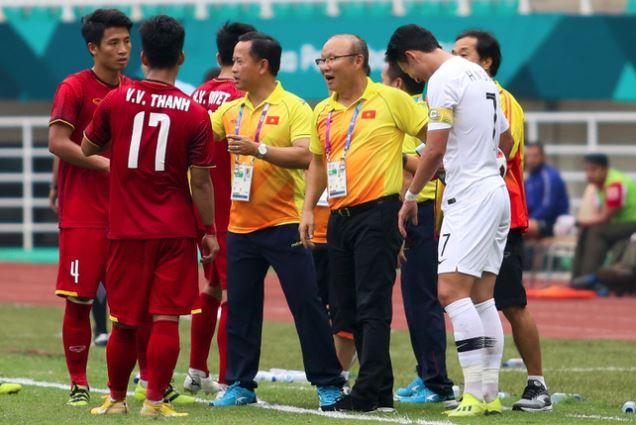 Thua trận, HLV Park Hang Seo nói lời phũ với quê nhà Hàn Quốc - Bóng Đá